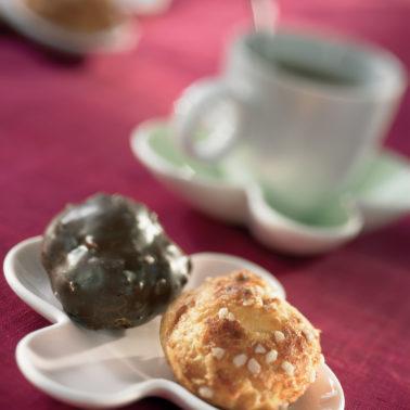 Chouquettes Chocolat 25 Pièces